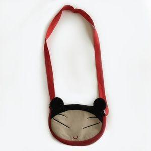 Kawaii Pucca Character Purse w/ Adjustable Strap